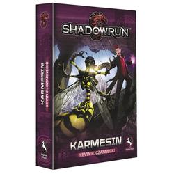Shadowrun: Karmesin als Buch von Kevin R. Czarnecki