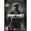 Company Of Heroes 2 Ii - Platinum Edition Pc Neu+ovp