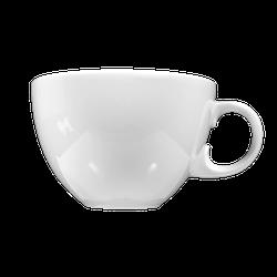 Meran Tasse 5041 mit Henkel 0,50 l weiß
