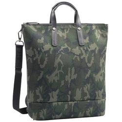 Jost Mesh X-Change 3in1 Bag L Rucksack 46 cm Laptopfach camouflage