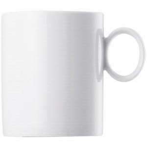 Thomas Loft by Rosenthal Weiss Becher mit Henkel 11900-800001-15503 - Set mit 2 Tassen