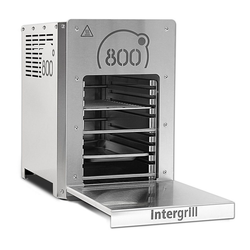 intergrill Gasgrill 800° Elektrogrill Indoor Steakgrill Quarzbrenner, Elektrogrill, 2,8 kW