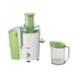 Bosch MES25G0 - Entsafter - 1.25 Liter - 700 W - Apfelgrün/Weiß