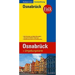 Falk Plan Osnabrück - Buch