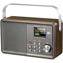 Albrecht DR 860 Senior Kofferradio DAB+, UKW