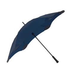 Blunt Stockregenschirm Classic, Regenschirm, Partnerschirm, Sturmschirm blau