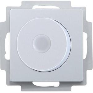 Eltako DTD55ES-230V-wg Dreh-Tast-Dimmschalter, weiß glänzend (61100885)