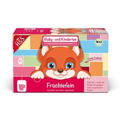 H&S Bio Baby- u.Kindertee Früchtefein Filterbeutel 20X2.5 g