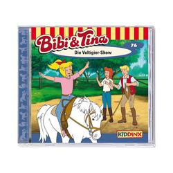 Kiddinx Hörspiel CD Bibi & Tina 76 - Die Voltigier Show
