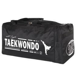 BAY-Sports Sporttasche Sporttasche mein Sport TKD Taekwondo schwarz 70 cm