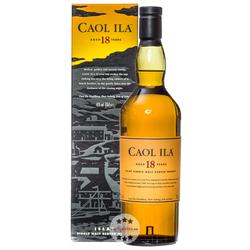 Caol Ila 18 Jahre Single Malt Whisky