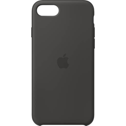 Apple iPhone SE Silicone Case Case iPhone SE, iPhone 8, iPhone 7 Schwarz