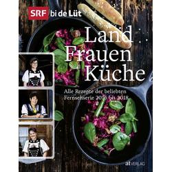 SRF bi de Lüt - Landfrauenküche als Buch von