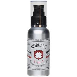 Morgan's Haarshampoo 3-in-1 Shampoo/Wash/Shave