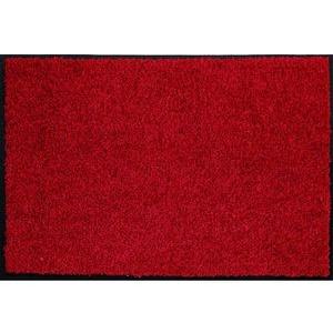 ASTRA Schmutzfangmatte Proper Tex Uni, 90 x 150 cm, rot