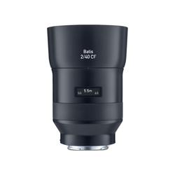 ZEISS Batis 40 mm f/2.0 CF Sony FE