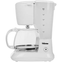 Tristar CM-1252 Kaffeemaschine Weiß Fassungsvermögen Tassen=10