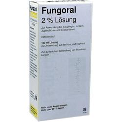 Fungoral 2% Lösung