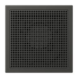 Jung LSMAL4AN, Lautsprechermodul, ca. 2,5 W, 4 Ohm, 120 bis 15 000Hz (-10dB)