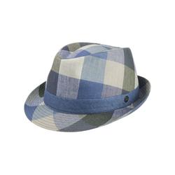 Lierys Trilby Trilby mit Futter blau L (58-59 cm)