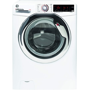 Hoover H-WASH 300 H3WS411TAMCE/1-S Waschmaschine / 11 kg / 1400 U/Min / Inverter-Motor / ActiveSteam: Dampf-Funktion / Power Care System / All in One-Technologie / Smarte Bedienung mit NFC