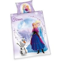 Herding Kinderbettwäsche »Frozen Sisters«, Eiskönigin
