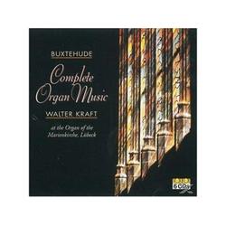 Walter (1905-1977) Kraft - Buxtehude Orgelwerke Kpl. (CD)