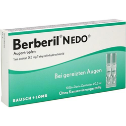 BERBERIL N EDO Augentropfen 5 ml