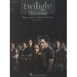 Twilight - The Score Big Note Piano