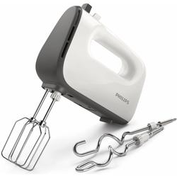 Philips Handmixer HR3741/00, 450 Watt, Mixer, 419354-0 weiß weiß