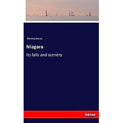 Niagara. Anonym  - Buch
