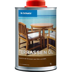 Dr. Schutz Terrassen Öl 1 Liter