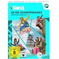 DIE Sims 4 Ab ins Schneeparadies (EP10) PC
