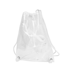 Zone floorball Gymbag SEETHROUGH transparent transparent klar