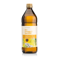 Bio Omega-3-Speiseöl