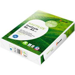 NAUTILUS® Recyclingpapier ProCycle CO2 neutral DIN A4 80 g/qm 500 Blatt