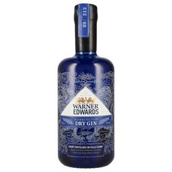 Warner Edwards Dry Gin 44% 0,7 ltr