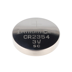 AccuCell CR2354 Lithium Knopfzelle 560mAh IEC CR2354 ohne E Batterie