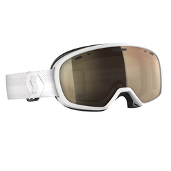 Scott Muse Pro Goggle LS Ski - und Snowboardbrille weiß