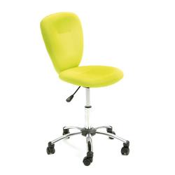 ebuy24 Gaming-Stuhl Mals Bürostuhl Kinder Kinder, grün, chrom.