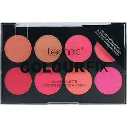 technic Rouge-Palette Colour Fix Blush, 8 Farben