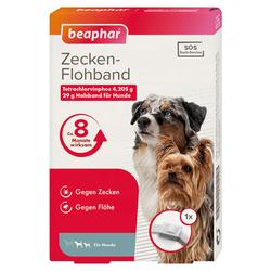 Beaphar Zecken-Flohband Hund 70 cm
