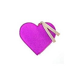 Geldbeutel, Herz, Pink