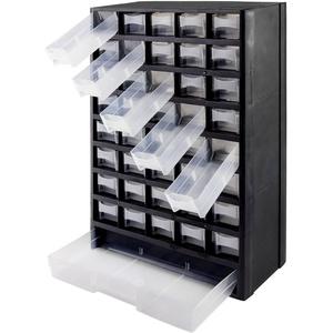 Sortimentskasten / Kleinteilemagazin / Sortierkasten 41 Fächer