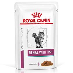 ROYAL CANIN Renal Feline Tuna Thunfisch 12 x 85 g