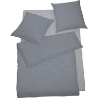 SCHLAFGUT Select Lipari anthrazit (135x200+80x80cm)