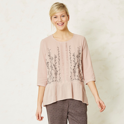 Kittleson Top Antique Pink