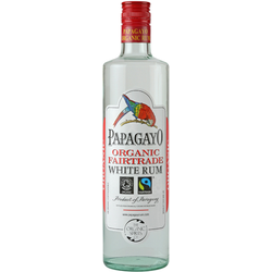 Papagayo Whithe Rum Bio