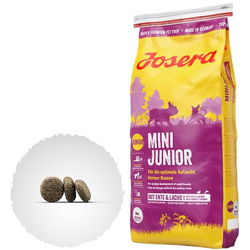 Josera Mini Junior - Aufzuchtfutter für Hunde