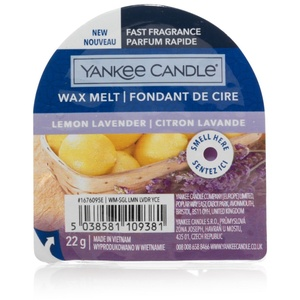 YANKEE CANDLE Wax Melt LEMON LAVENDER 22 g Duftwachs